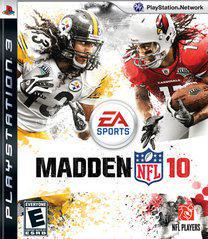 Madden NFL 10 Playstation 3 Prices