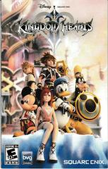 Manual - Front | Kingdom Hearts 2 Playstation 2