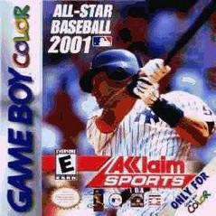 All-Star Baseball 2001 GameBoy Color Prices