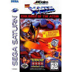 X-Men Children of the Atom Sega Saturn Prices