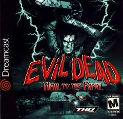 Manual - Front | Evil Dead Hail to the King Sega Dreamcast