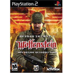 Return to Castle Wolfenstein Playstation 2 Prices