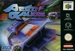 Aero Gauge PAL Nintendo 64 Prices
