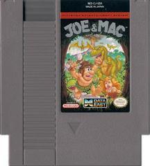 Cartridge   Joe and Mac NES
