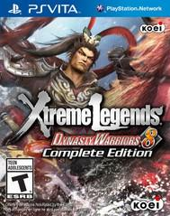 Dynasty Warriors 8: Xtreme Legends [Complete Edition] Playstation Vita Prices