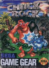 Chuck Rock Sega Game Gear Prices