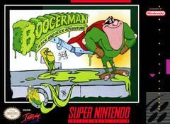 Boogerman A Pick and Flick Adventure Super Nintendo Prices