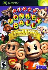 Super Monkey Ball Deluxe Cover Art
