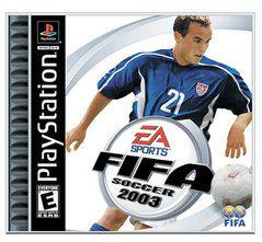 FIFA 2003 Playstation Prices
