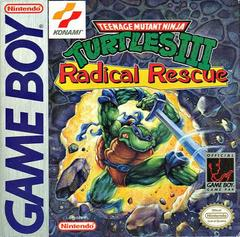 Teenage Mutant Ninja Turtles III Radical Rescue GameBoy Prices