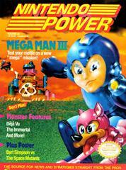 [Volume 20] Mega Man III Nintendo Power Prices
