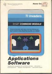 TI Invaders TI-99 Prices