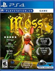 Moss Playstation 4 Prices
