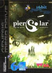 Pier Solar Sega Genesis Prices