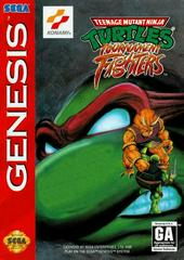Teenage Mutant Ninja Turtles Tournament Fighters Sega Genesis Prices
