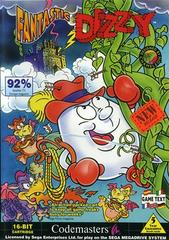 Fantastic Dizzy PAL Sega Mega Drive Prices