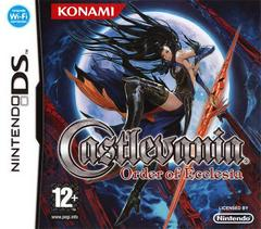 Castlevania Order of Ecclesia PAL Nintendo DS Prices