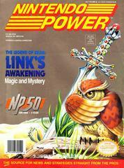 [Volume 50] Legend of Zelda: Link's Awakening Nintendo Power Prices