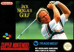 Jack Nicklaus Golf PAL Super Nintendo Prices