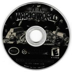 Game Disc | Wario World Gamecube