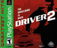 Driver 2 [Greatest Hits] Playstation Prices