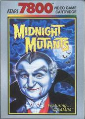 Midnight Mutants Atari 7800 Prices