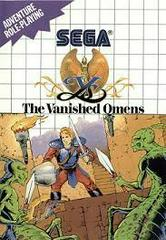 Ys The Vanished Omens - Front | Ys the Vanished Omens Sega Master System