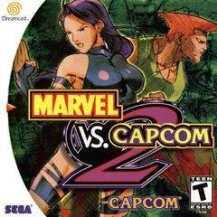 Marvel vs Capcom 2 Prices Sega Dreamcast | Compare Loose, CIB & New
