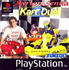 Ayrton Senna Kart Duel 2 PAL Playstation Prices