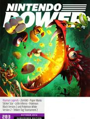 Subscriber Edition | [Volume 283] Rayman Legends Nintendo Power