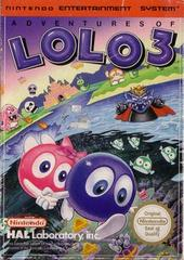 Adventures of Lolo 3 PAL NES Prices