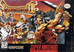 Breath of Fire II Super Nintendo Prices