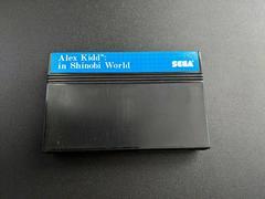 Blue Label Cartridge | Alex Kidd in Shinobi World [Blue Label] Sega Master System