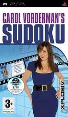 Carol Vorderman's Sudoku PAL PSP Prices