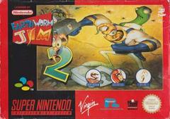 Earthworm Jim 2 PAL Super Nintendo Prices
