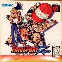 Fatal Fury: First Contact Neo Geo Pocket Color Prices