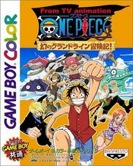 One Piece: Maboroshi no Grand Line Boukenki JP GameBoy Color Prices