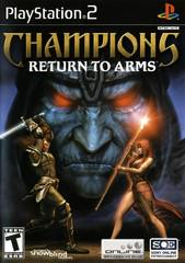 Champions Return to Arms Playstation 2 Prices