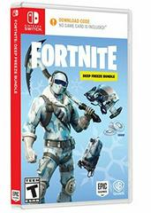 Fortnite: Deep Freeze Nintendo Switch Prices