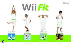 Back Of Box | Wii Fit [Balance Board Bundle] Wii