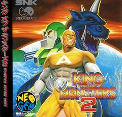 King of the Monsters 2 Neo Geo CD Prices