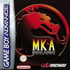 Mortal Kombat Advance PAL GameBoy Advance Prices