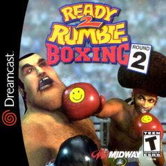 Ready 2 Rumble Boxing Round 2 Sega Dreamcast Prices