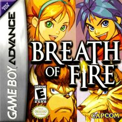 Breath of Fire GameBoy Advance Prices