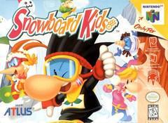 Snowboard Kids Nintendo 64 Prices