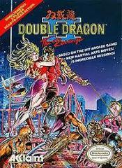 Double Dragon II - Front | Double Dragon II NES