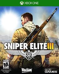 Sniper Elite III Xbox One Prices