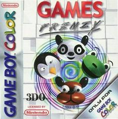 Games Frenzy PAL GameBoy Color Prices