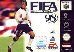 FIFA Road to World Cup 98 PAL Nintendo 64 Prices
