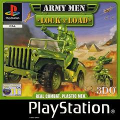 Army Men Lock 'n' Load PAL Playstation Prices